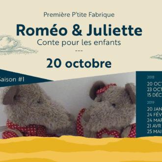 Roméo & Juliette, de Sylvie Gougay