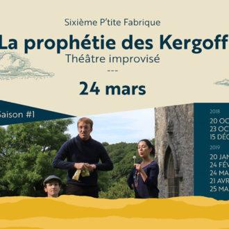 «La prophétie des Kergoff», de la Cie du septième cercle
