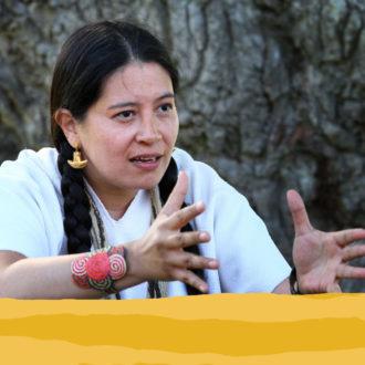 Rena, à la recherche du chaman perdu, de Catalina Pineda